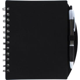 Color Block Notebook for Advertising