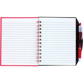 Color Block Notebook for your School