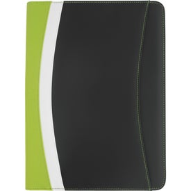 Color Curve Padfolio for Advertising