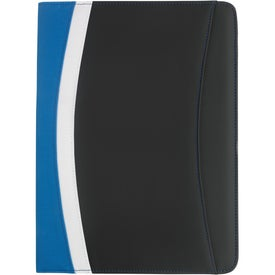 Color Curve Padfolio for Your Organization