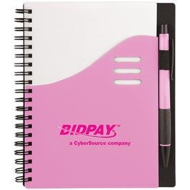 Color Wave Notebook Giveaways