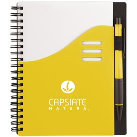 Color Wave Notebook for Your Organization