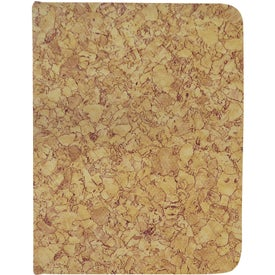 Imprinted Corky Sticky Notes Pad