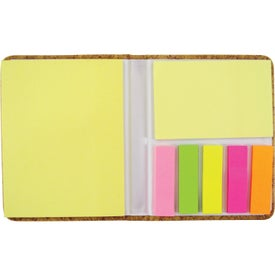 Corky Sticky Notes Pad for Marketing
