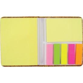 Corky Sticky Notes Pad for Marketing