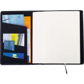 Branded Cross 7x10 Notebook