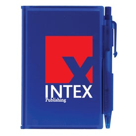 Branded Cubby Note Pad