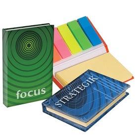 Custom Micro Sticky Book