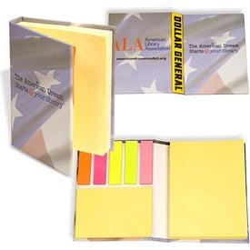 Customized Sticky Pad Notebook