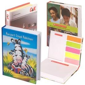 Branded Sticky Pad Notebook