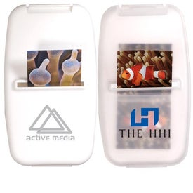 Custom Sticky Flag Dispenser Imprinted with Your Logo