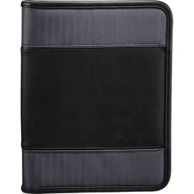 Company Cutter & Buck Pacific Series Refillable Notebook