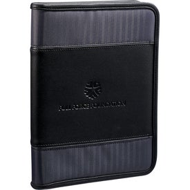 Cutter & Buck Pacific Series Refillable Notebook for Customization