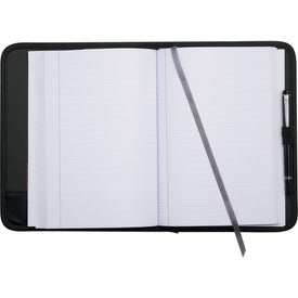 Cutter & Buck Pacific Series Refillable Notebook for Promotion