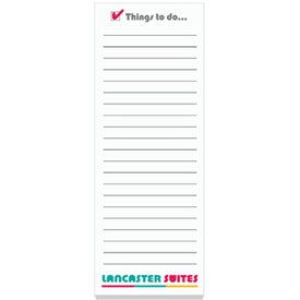 Imprinted Eco Adhesive Notepads