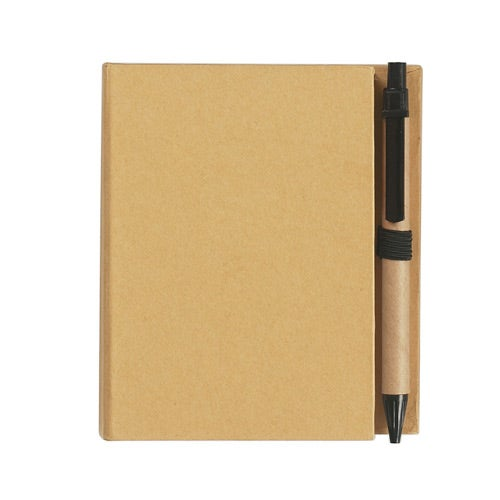 Natural Eco Friendly Notebook With Pen
