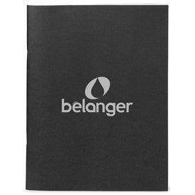 Customized Eco Large Notebook