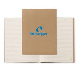 Branded Eco Large Notebook