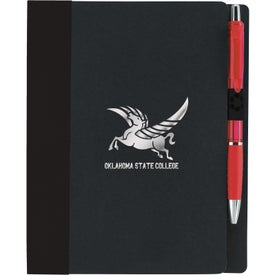 Eco Notebook With Flags Giveaways
