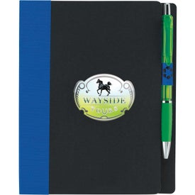 Logo Eco Notebook With Flags