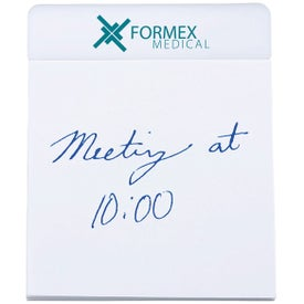 Econo Sticky Note Pad with Your Logo
