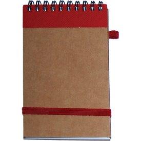 Branded EcoPad Mini Pocket Note Pad