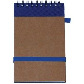 Personalized EcoPad Mini Pocket Note Pad
