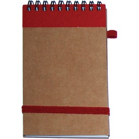 Branded EcoPad Mini Pocket Note Pad