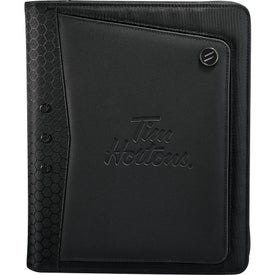 Elleven Vapor Zippered Journal