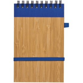 Essence Bamboo Jotter Printed with Your Logo