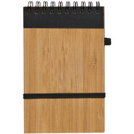 Advertising Essence Bamboo Jotter