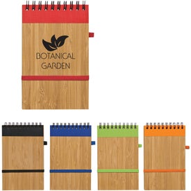 Essence Bamboo Jotter for your School