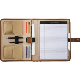 Field and Company Cambridge Writing Pad Branded with Your Logo