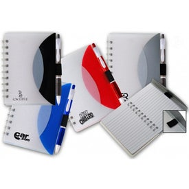 Imprinted Flexible Notebook