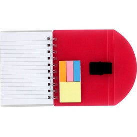 Flexible Notebook and Sticky Note Combo for Your Organization