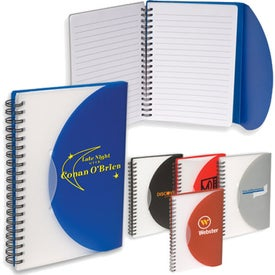 """Fold and Close Notebook (5"""" x 7"""")"""