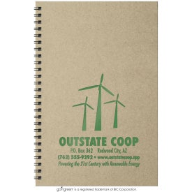 Goingreen Notebook with Your Logo