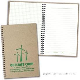 Goingreen Notebook for your School