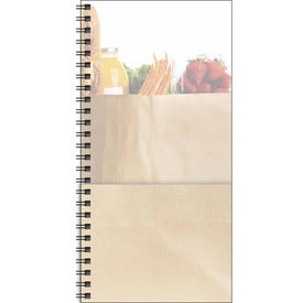 Promotional Grocery Shopper Notebook