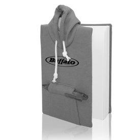 Custom Hoodie Notebook