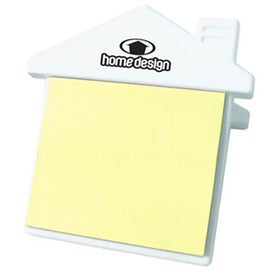 House Sticky Note Clip for Your Church