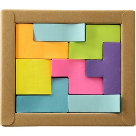 Jigsaw Sticky Flags