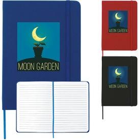 Imprinted Journal Notebook