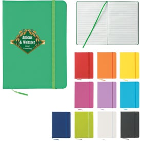 """Personalized 5"""" X 7"""" Journal Notebook"""