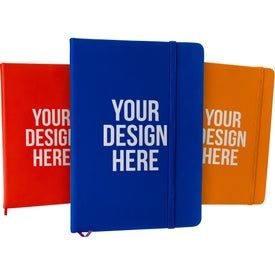 "Promotional 5"" X 7"" Journal Notebook"