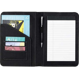 Monogrammed Kenneth Cole Borders Jr. Writing Pad