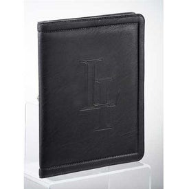 Kenneth Cole Borders Writing Pad Imprinted with Your Logo