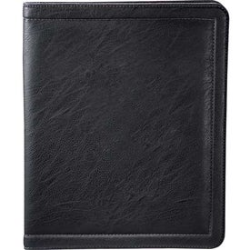 Kenneth Cole Borders Writing Pad Branded with Your Logo