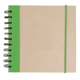 Kraft Notepad with Pen
