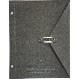 Imprinted Large Envelope JournalBook